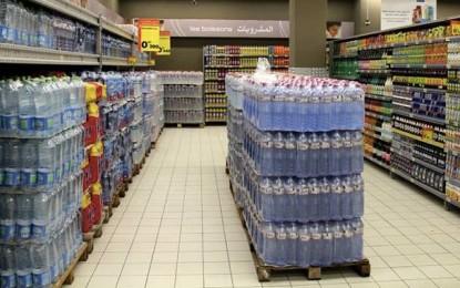 Ramadan: 5% de réduction sur le prix des bouteilles d'eau minérale