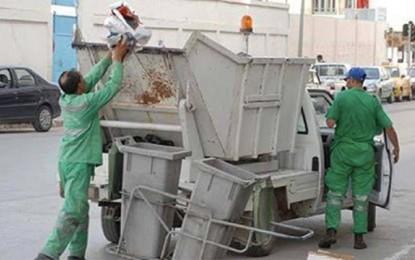 Tunis: Grève de 3 jours des agents municipaux à partir du 1er juin