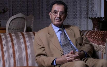 Décès de l'ancien ministre Ahmed Chtourou