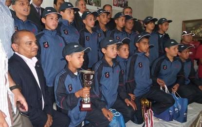 Sponsoring: Tunisie Telecom honore les «petits» rugbymen de Jammel