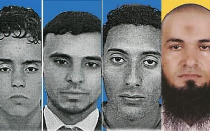 Attentat du Bardo: Avis de recherche de 4 terroristes tunisiens et 1 marocain