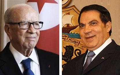 Caïd Essebsi: «Le dossier de l'extradition de Ben Ali est clos»
