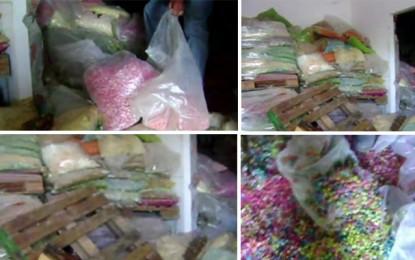Sfax: Saisie de 100 tonnes de bonbons périmés