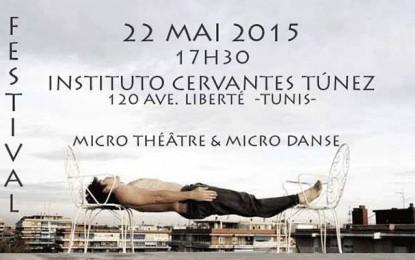 Institut Cervantes organise le 1er Festival Micro Théâtre et Micro Danse