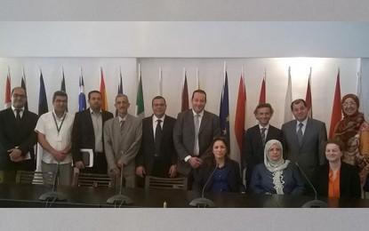 Réunion à Tunis pour le démarrage du projet EEN-Tunisie