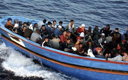 Émigration clandestine: 5 morts et 48 sauvés à Teboulba