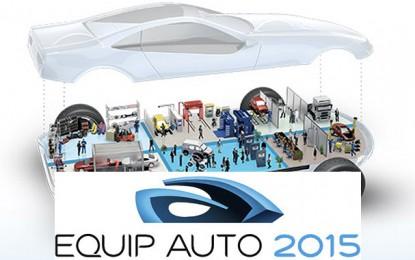 Composants: Le TEC en force au salon Equip Auto à Paris