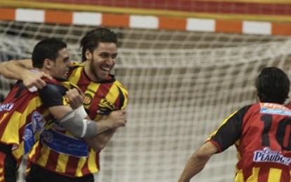 Handball: L'Espérance sacrée championne d'Afrique face à Al Ahly