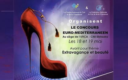 Concours Euro-Med du design-modélisme du cuir : «Extravagance et beauté»