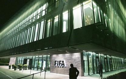 Fifa: 6 dirigeants arrêtés en Suisse pour corruption