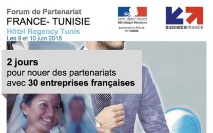 Forum de partenariat France-Tunisie