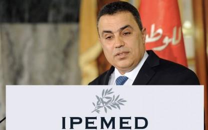 Mehdi Jomaa invité du Comité d'orientation politique d'Ipemed