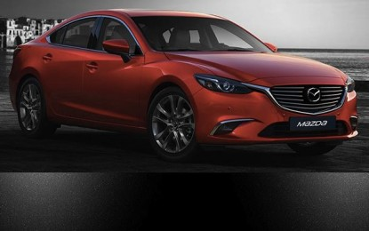 La Mazda 6/2015 disponible chez Economic Auto à partir de 83.700 DT