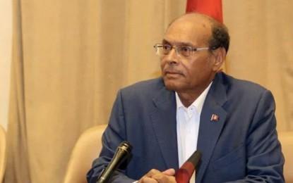 Marzouki en mission d'observation des élections aux Îles Comores