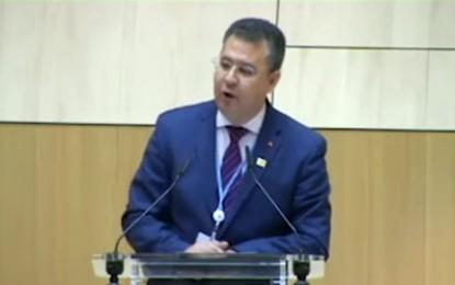 Noômen Fehri au WSIS Forum: «La Tunisie est plus forte grâce aux TICs»