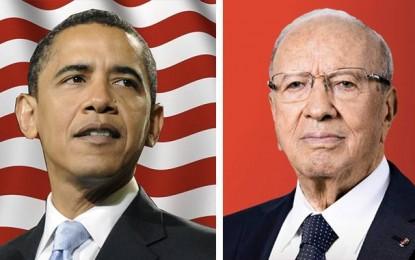 Les États-Unis sont prêts à aider la Tunisie à accomplir son projet démocratique