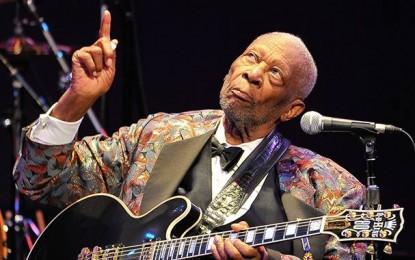 Le blues en deuil après le décès du guitariste et chanteur B. B. King