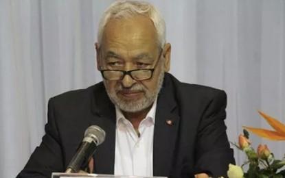 Ghannouchi en tournée dans le sud pour arracher ses troupes à Marzouki