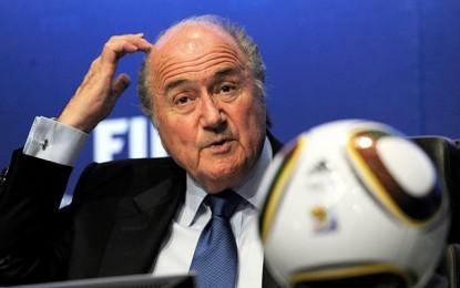 Corruption: La Fifa tient son congrès en pleine tempête