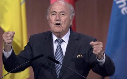 Sepp Blatter, le «lider maximo» du football mondial