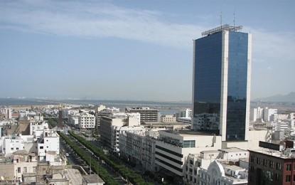 Tunisie: Décélération du rythme de croissance économique (4 mois 2015)