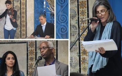 Sidi Bou Saïd : Les voix vives de la poésie