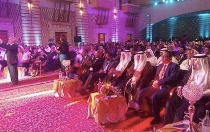 Grand-messe des stars de l'audiovisuel arabe à Yasmine-Hammamet