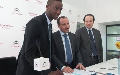 Sponsoring: Yassine Trabelsi, nouvelle recrue du Team Champions Citroën