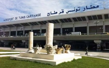 Circulation : Changement au niveau de l'aéroport Tunis-Carthage