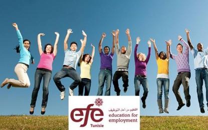 Fondation EFE-Tunisie: 86 lauréats formés et placés en entreprises