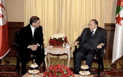 Des accords pour relancer la coopération tuniso-algérienne