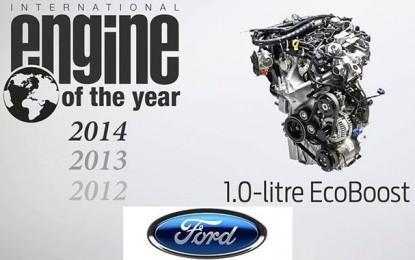 Auto : Le moteur EcoBoost 1.0 litre de Ford en juin en Tunisie