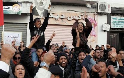 La Tunisie en panne: Grèves ou prises d'otages?