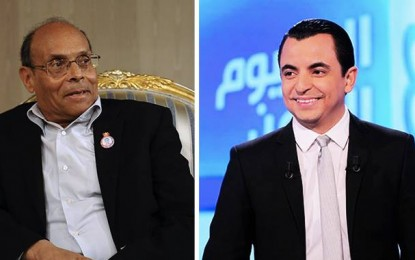 Télévision: Hamza Belloumi et Al-Hiwar Ettounsi convoqués par la Haica