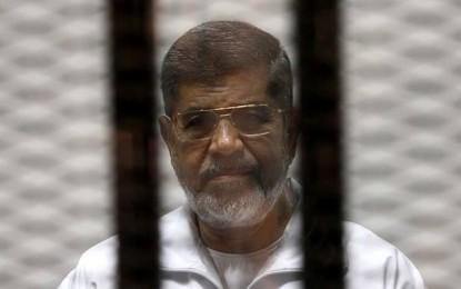 Des organisations tunisiennes dénoncent la condamnation à mort de Morsi