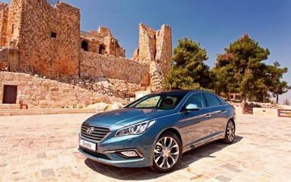 Auto : Hyundai Motor célèbre le 30e ans de la Sonata