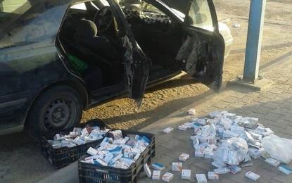 Ras Jedir : Un Libyen arrêté pour trafic de médicaments