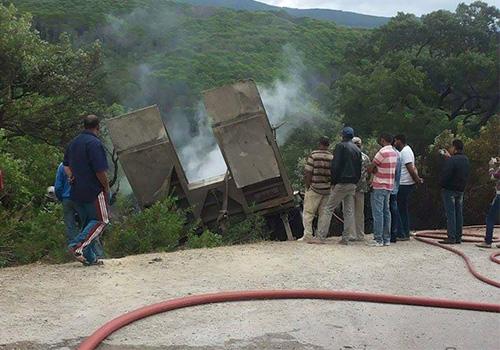 Accident-camion-Fernana-2