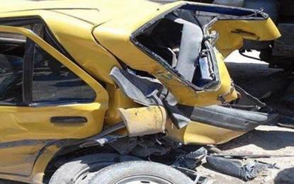 Métouia : 2 morts et un blessé dans un accident de la route
