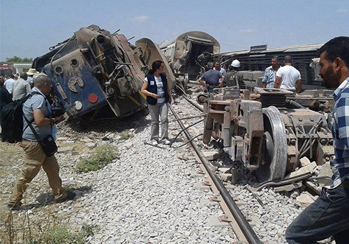 Accident-de-train-El-Fahs-2
