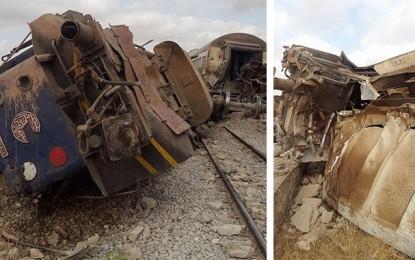 El-Fahs : 15 morts et plus de 70 blessés dans un accident de train