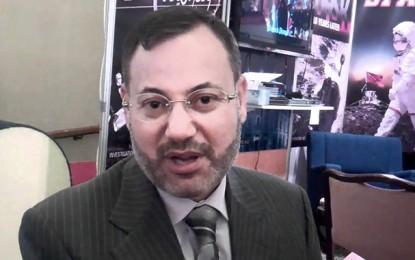 Le journaliste d'Al-Jazira Ahmed Mansour libéré