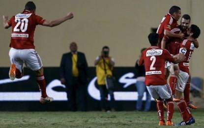 Football: Al-Ahly inflige une lourde défaite à l'Espérance