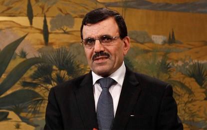 Ali Larayedh: «Ennahdha ne quittera pas le gouvernement Essid»