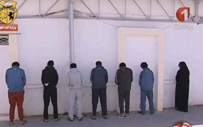 Medenine : Arrestation de 7 takfiristes en route pour la Libye