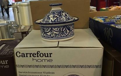 Carrefour accusé à tort de contrefaçon de l'artisanat tunisien