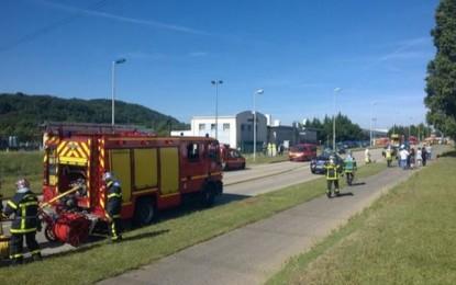 France : Un mort et des blessées dans un attentat contre une usine