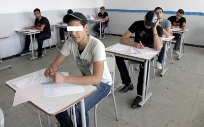 Baccalauréat: Un faible taux de réussite (27,22%)