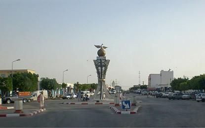 Bir Lahfay : Découverte d'un corps calciné