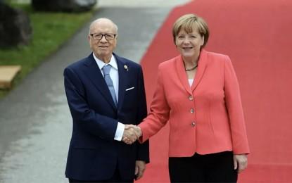 Caïd Essebsi parlera du terrorisme et de la Libye au sommet du G7
